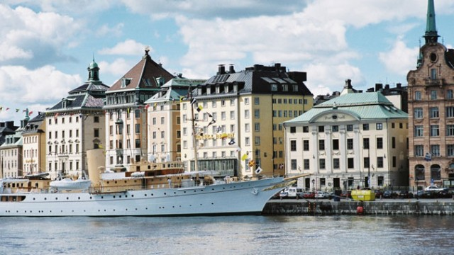 Hotell Stockholm